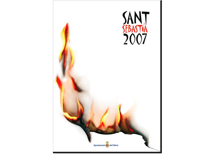 antonialorente_dissenygrafic_santsebastia2007